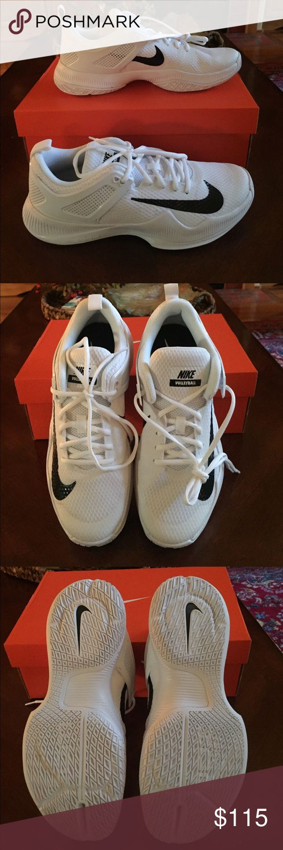 Nike Volleyball shoes, Hyperace Womens Nike Air Zoom Hyperace volleyball shoes. Brand new, box included Nike Shoes Athletic Shoes