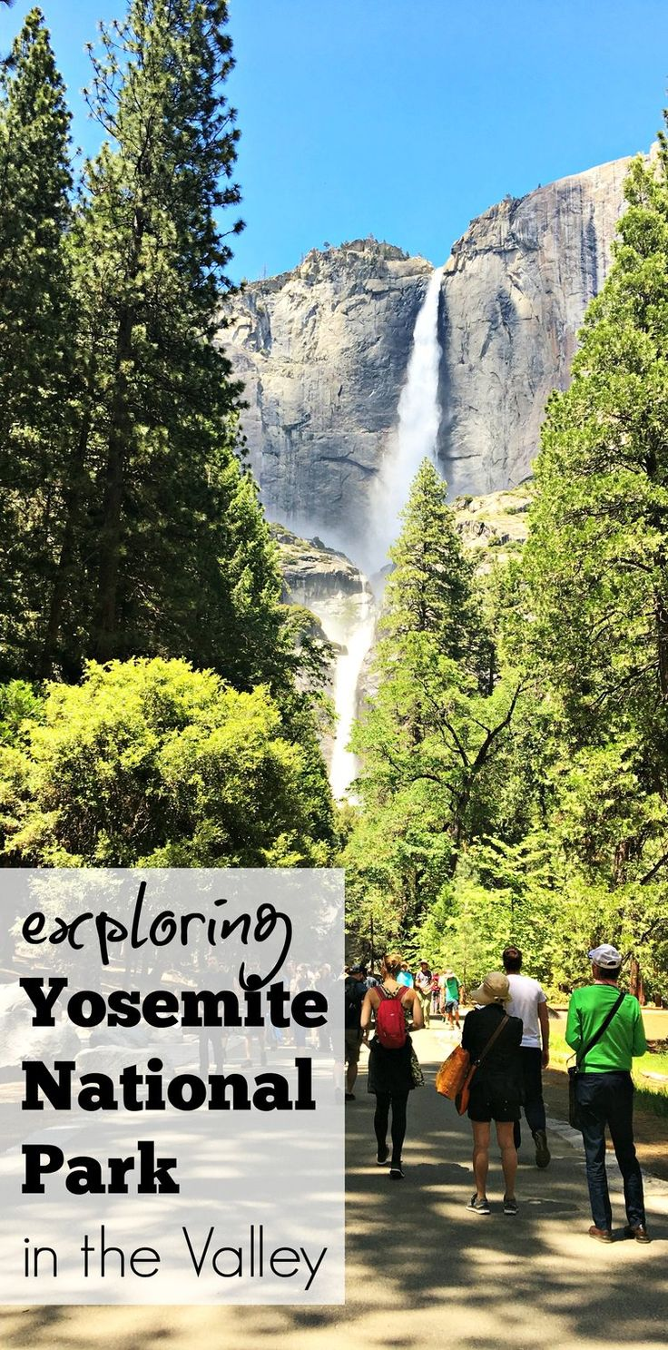 The best things to see and do while camping in the valley in Yosemite National Park. Waterfalls, Half Dome, El Capitan, hikes galore, the Majestic Hotel and more. Grab your sleeping bags and binoculars for some of the best wonder-filled sights in America.