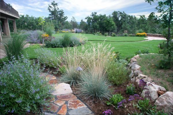 17 Best images about Landscape Styles on Pinterest | Rocky ... on Mountain Backyard Ideas id=59643
