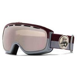 rose silver giro goggles
