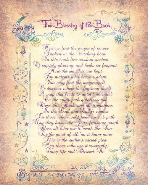Sage's Book of Shadows