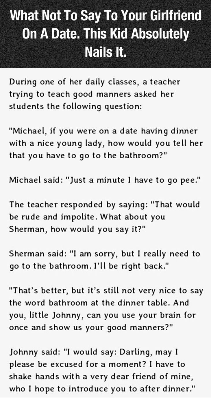 funny dating riddles