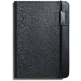 "Kindle Leather Cover, Black (Fits 6"" Display, 2nd Generation Kindle) (Electronics)By Amazon"