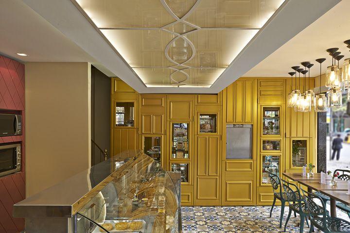 La Galette buffet by David Guerra, Belo Horizonte – Brazil » Retail Design Blog