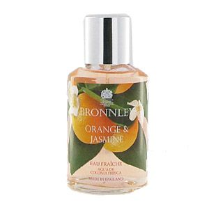 Bronnley Orange & Jasmine Eau Fraiche 100ml
