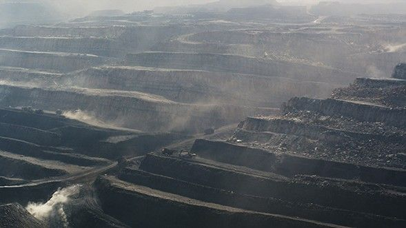 In Zhao Liang's ecological documentary Behemoth, we're the monster - http://www.chicagoreader.com/chicago/zhao-liang-behemoth-china-coal-mining/Content?oid=25809244