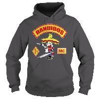 Bandidos Motorcycle Club T Shirt and Hoodie
