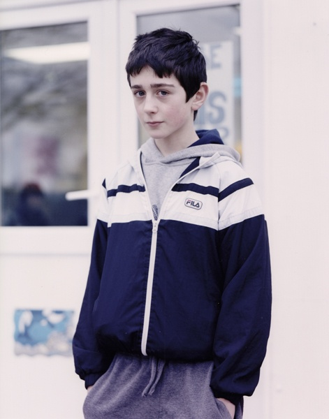 shellsuit teens - photo: Jamie Hawkesworth