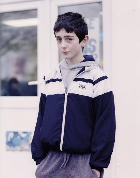 shellsuit teens - photo: Jamie Hawkesworth