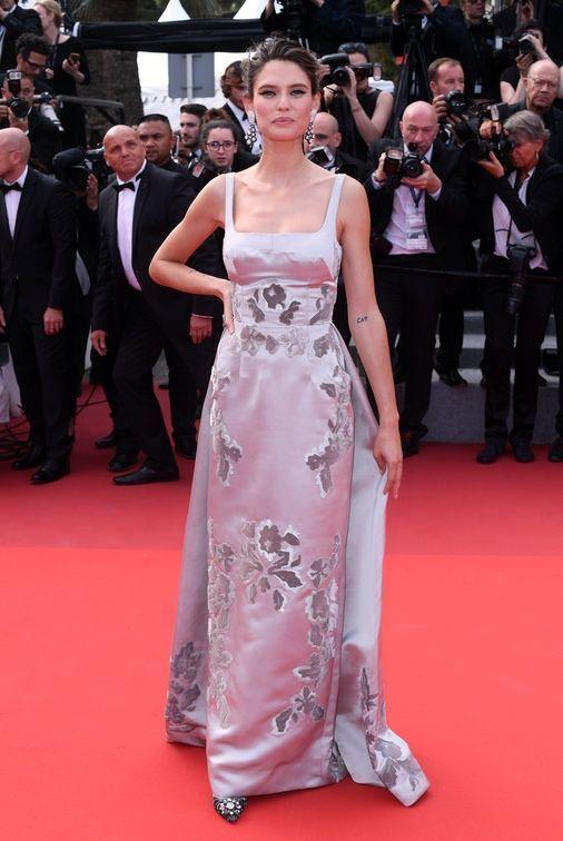 Cannes 2017: Bianca Balti na jubileuszu Festiwalu Filmowego w Cannes
