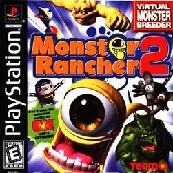 Today In Gaming History  September 4th, 1999 use any CD you own whether it is a PlayStation, Audio, PC or any other disc to create your own innovative monster to train, reward, punish, bribe, and fight with in Monster Rancher 2 for the PlayStation!   Game On Video Game Depot  http://lnk.al/58jE