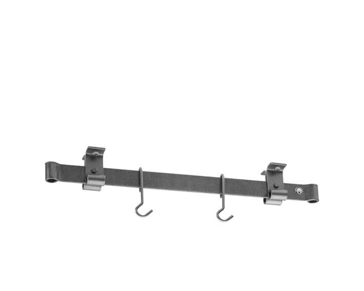 Williams-Sonoma; Enclume Low Ceiling Bar Pot Racks; 4 ft ...
