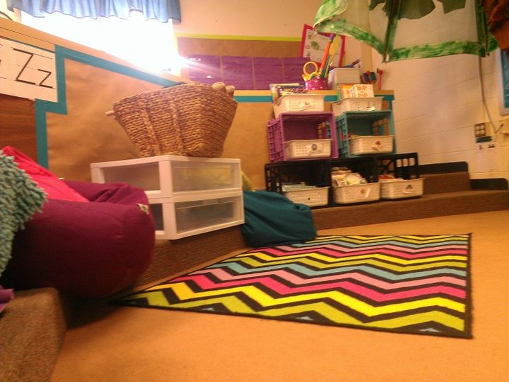 Great Ideas For A Library Literacy Center Plus FREE Printable Labels Books And Baskets