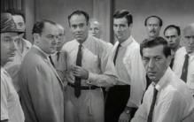 Lesson Plan for 12 Angry Men: The Law; Juries; Jury Trial Justice