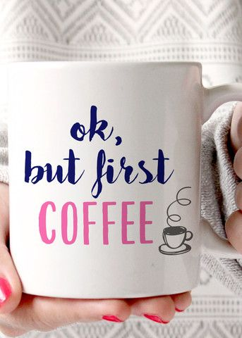 Ok, But First Coffee Mug