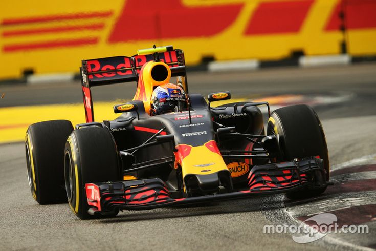 Max Verstappen, Red Bull Racing RB12 | Singapore GP | Qualifying