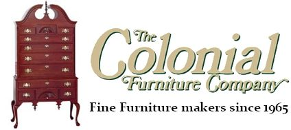 Cherry Dining Room Furniture by Colonial Furniture Pennsylvania House Furniture compatible Cherry Bedroom Furniture Made in the USA Hallmark Cherry and Statton Furniture compatible Solid cherry furniture manufacturers