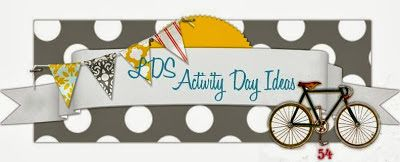 This site has a bunch of awesome ideas for activities right up my alley!