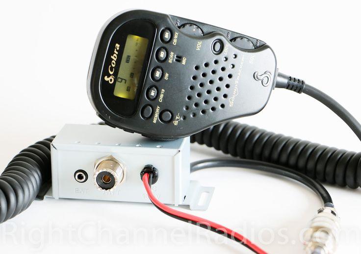 JK Jeep CB Radio Kit   Right Channel Radios