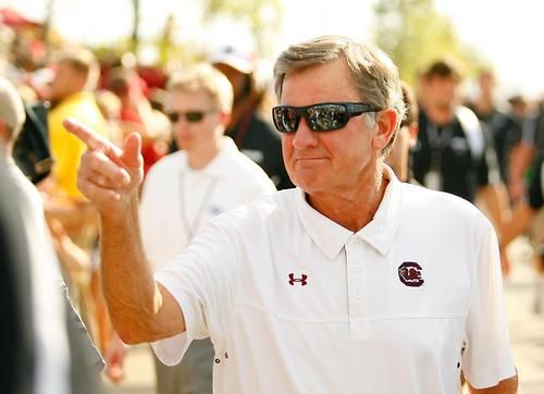 The man- Steve Spurrier