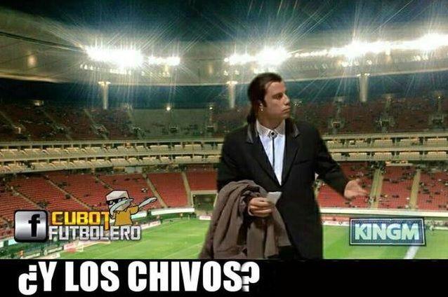 """""""Bullying"""" contra Chivas en las redes por su fiasco ante Boca Juniors  #noticias #by #Hoy #NellaBisuTej"""