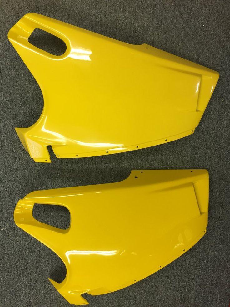 Ducati 996 Superbike & Derivatives OEM LH Lower Side Fairing Panel