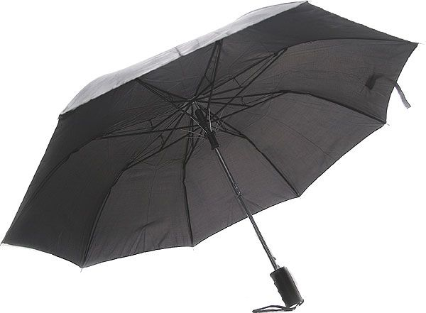 Keep your clients out of the rain with a personalised umbrella.