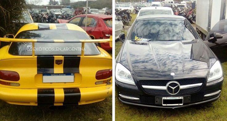 Operativo Daytona: los autos secuestrados están a la intemperie y con destino de compactadora - http://tuningcars.cf/2017/09/20/operativo-daytona-los-autos-secuestrados-estan-a-la-intemperie-y-con-destino-de-compactadora/ #carrostuning #autostuning #tunning #carstuning #carros #autos #autosenvenenados #carrosmodificados ##carrostransformados #audi #mercedes #astonmartin #BMW #porshe #subaru #ford