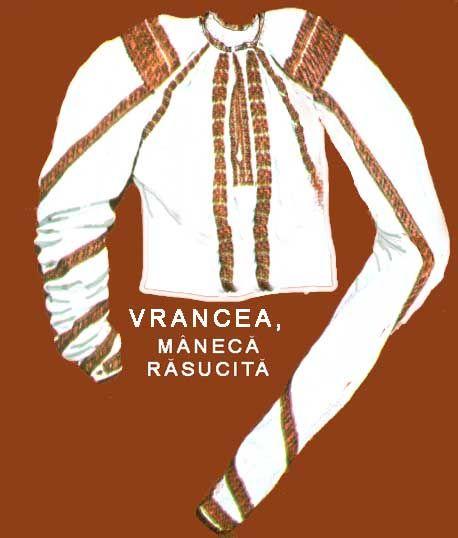 Vrancea Maneca, Moldova