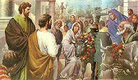 LECTURAS DEL DIA: Lecturas y Liturgia del 19 de Mayo de 2014