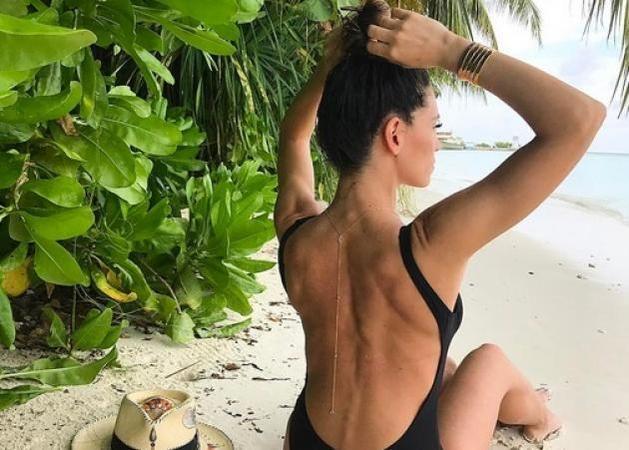 Αθηνά Οικονομάκου: Οι εντυπωσιακές φωτογραφίες από τις διακοπές της στις Μαλδίβες με τον σύντροφό της!