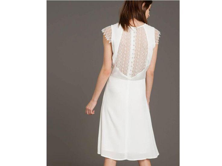 Mariage : 15 robes de mariée parfaites pour un mariage civil   Glamour