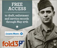 FREE Access to Military Draft, Enlistment, and Service Records from Ancestry.com on http://hunt4freebies.com