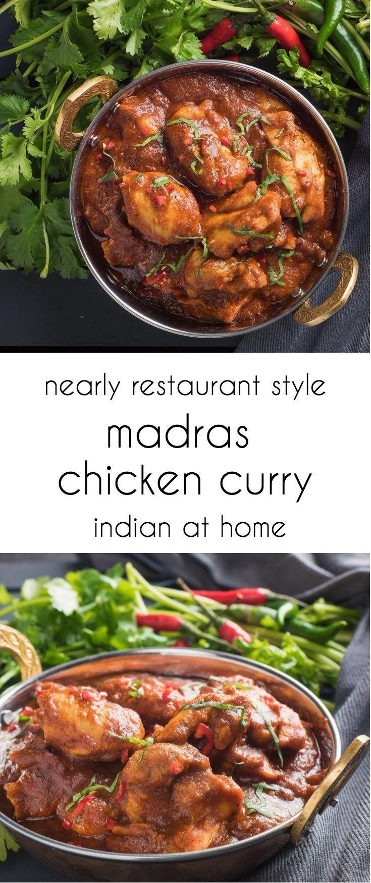 nearly restaurant style chicken madras recipe chicken madras indian food recipes curry recipes nearly restaurant style chicken madras recipe chicken madras indian food recipes curry recipes