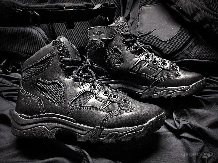 511 Tactical Boots /// Vinjabond