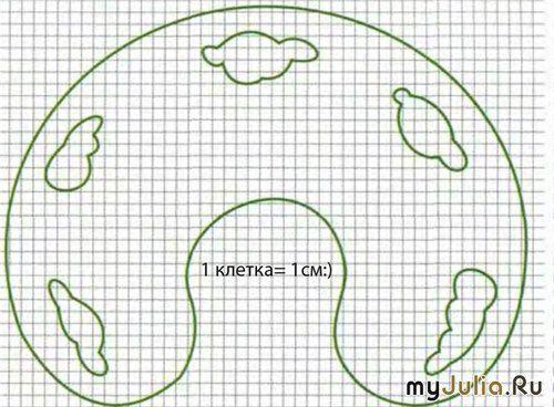 Подушка для шеи: Дневник группы «Куклы Тильды и другие примитивные игрушки»: Группы - женская социальная сеть myJulia.ru