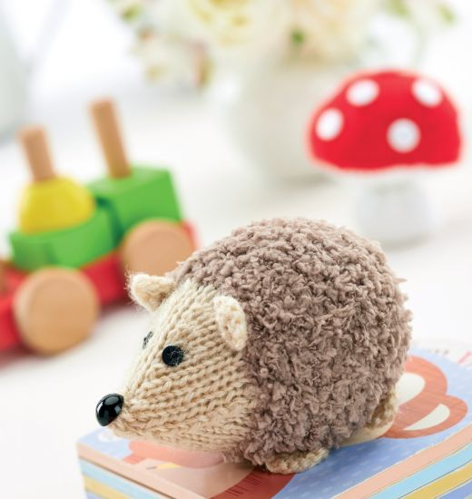 25 Best Hedgehog Knitting And Crochet Patterns Images On Pinterest