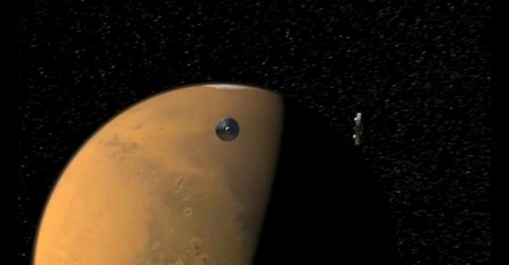 Sistema Solar: Marte