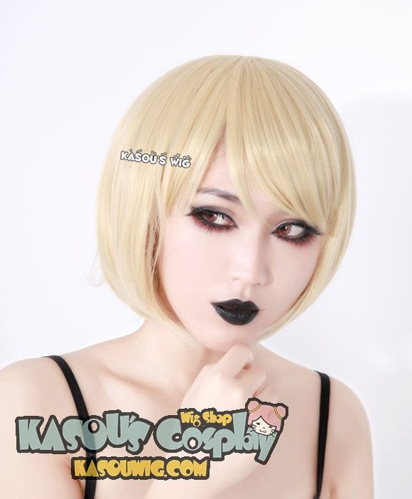 how to cut a wig cosplay