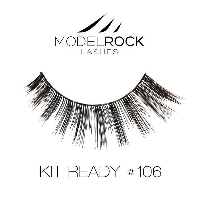 MODELROCK LASHES Kit Ready #106