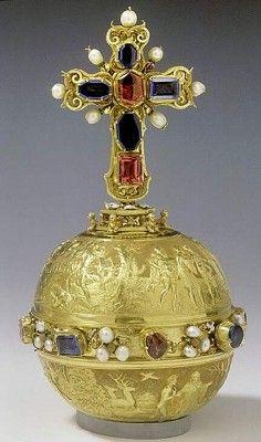 Royal Orb, Kingdom of Bohemia