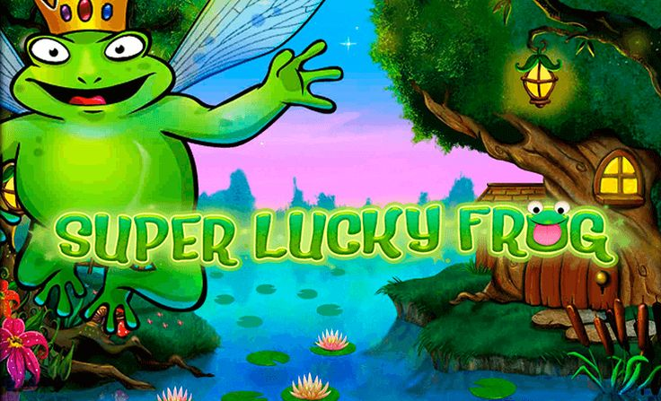 Check out another NetEnt awesome slot game!  Super Lucky Frog is a magic-themed 5-reel and 25-payline video slot. It features Wilds, Scatters, Free Spins and Bonus Game. The latter one is especially exciting. Once you hit three frogs at a time you'll trigger the jackpot game