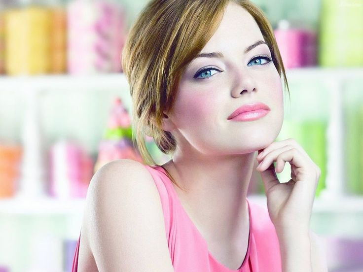 emma Stone so cute