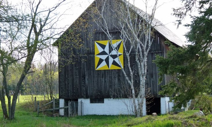 Ryde Barn Quilt Trail 1