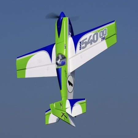 eFlight Edge540QQ