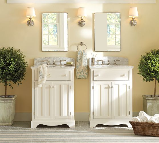Nash Sconce Pottery Barn Master Bathroom Ideas Pinterest Sconces Vanities And Bath