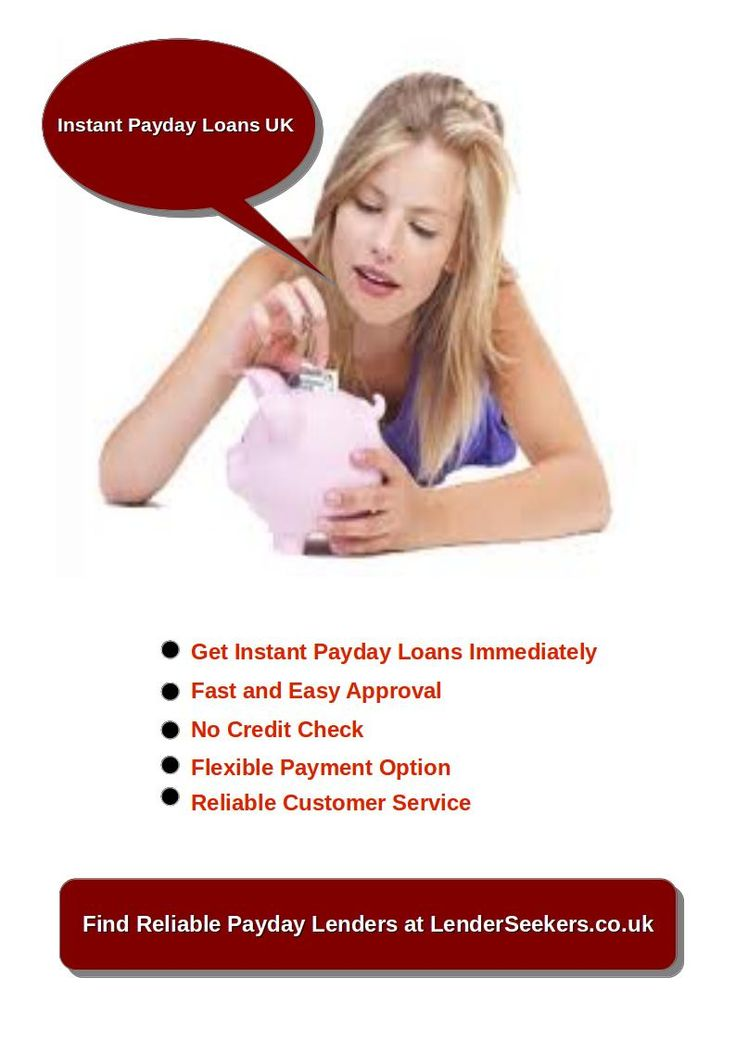 LenderSeekers payday loans in UK offer short term flexible loans which can help you with a short term cash boost. We are Online 24 hours with a quick approval and fast funding. Apply for your pay day loan today.