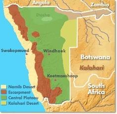 Namibia. BelAfrique  -  your personal travel planner  -  www.BelAfrique.com