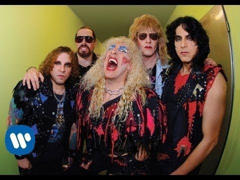 Dee Snider is why we went bonkers in the 80's. lol..  Fun video - LOVE Twisted Sister - I Wanna Rock (Official Video) (+playlist)