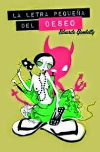"""8 de octubree de 2014, lectura propuesta: """"La letra pequeña del deseo """", autor Eduardo Gambetty http://relatosjamascontados.blogspot.com.es/2014/10/la-letra-pequena-del-deseo.html"""